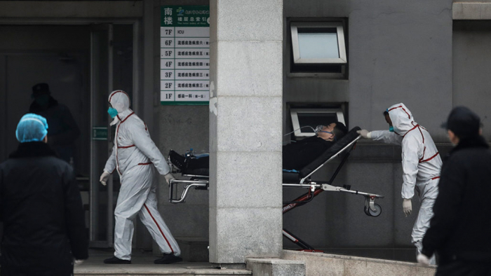 Hospital director dies in China