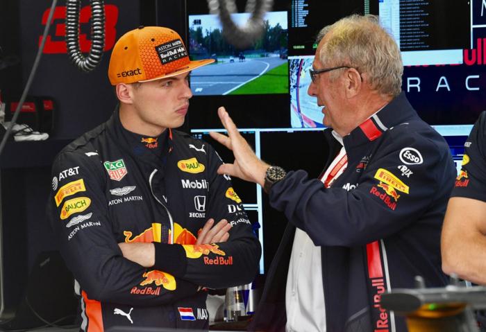 """Plötzlich   Hybrid-Fan:   Marko sieht Red Bull """"als ersten Herausforderer"""""""