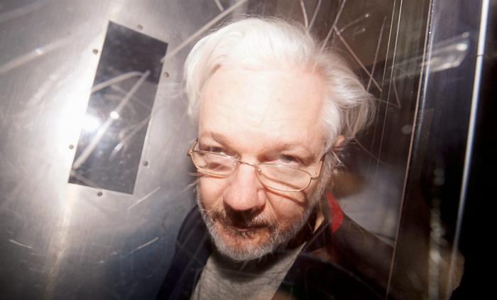Ärzte und Psychologen fürchten um Leben von Wikileaks-Gründer Assange