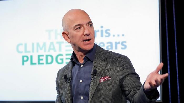 Amazon-Mitarbeiter kritisieren Klimaspende