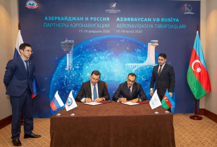 Azerbaijan, Russia to strengthen co-op in ensuring flight safety