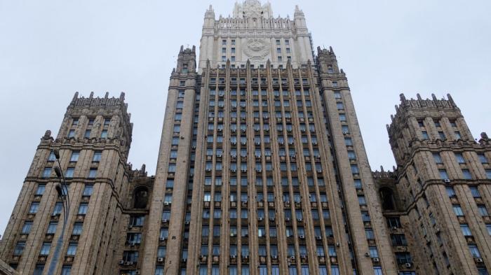 Russisches Außenministerium wirft USA Untergrabung von freiem Welthandel vor