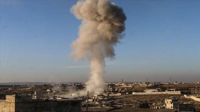Russian airstrikes kill 3 civilians in Idlib, Syria