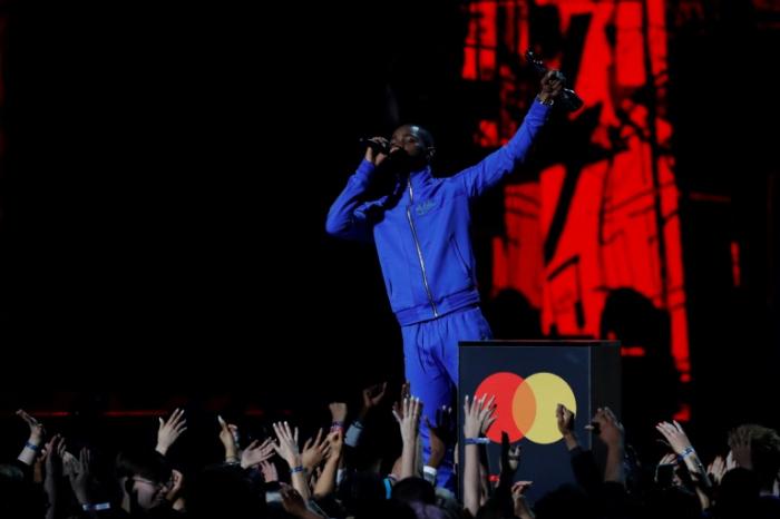 Rapper Dave und Billie Eilish triumphieren bei  Brit Awards