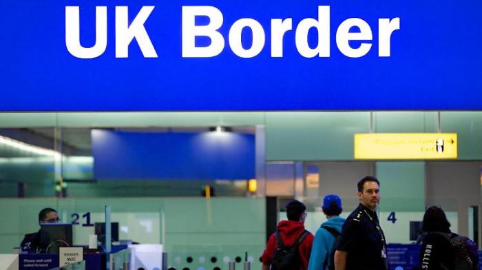 Briten planen elitäres Einwanderungssystem