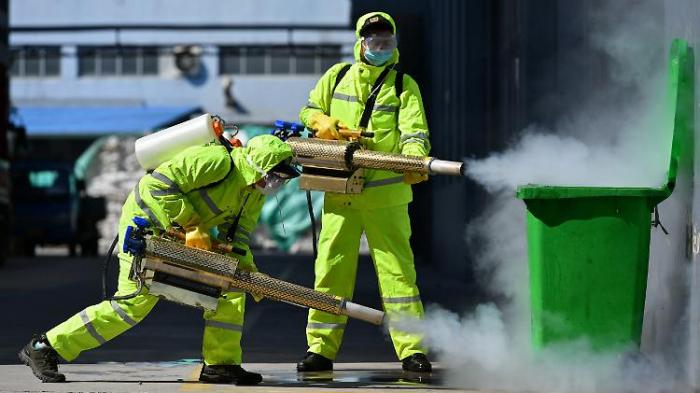Zahl der Virus-Infektionen steigt über 75.000