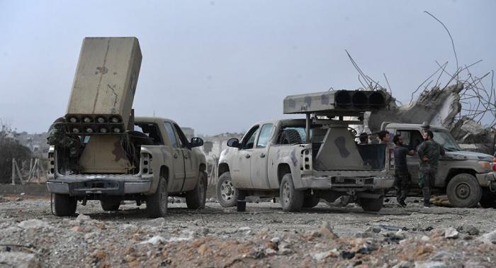 Syrischer Luftschutz wehrt Attacke in Latakia ab