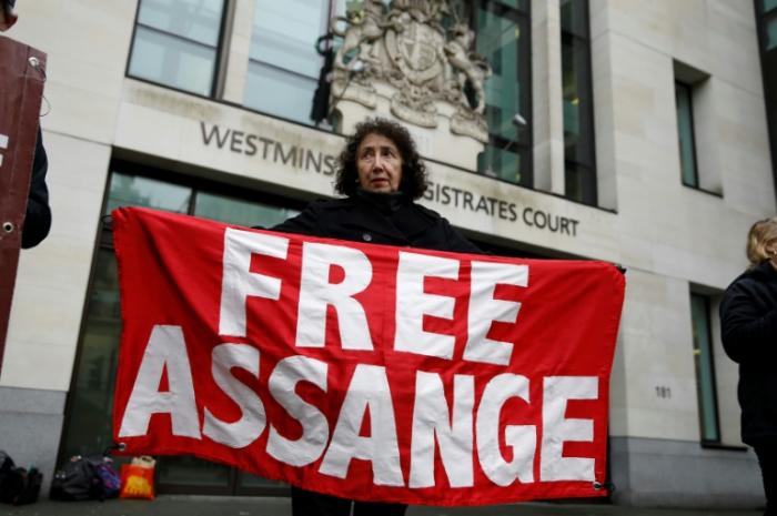 Trump soll Assange Begnadigung für Gegengeschäft angeboten haben
