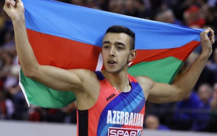 Azerbaijani triple jumper qualifies for Tokyo Olympics