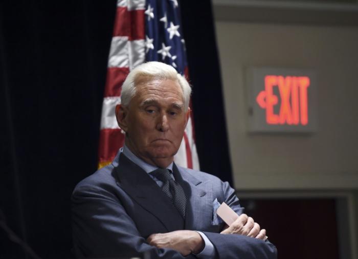 Strafmaß gegen früheren Trump-Berater Roger Stone wird verkündet
