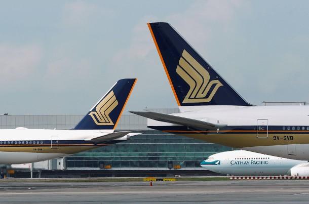 Asiens Fluggesellschaften streichen Flüge