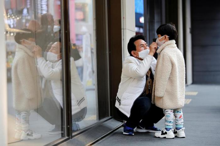 Virus-Ausbruch in Millionenstadt Südkoreas