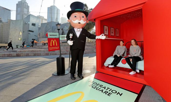 Cómo robarle 24 millones de dólares a McDonald's