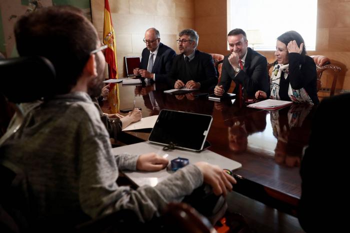El PSOE y Unidas Podemos escenifican su unidad, pese a los roces en igualdad e inmigración