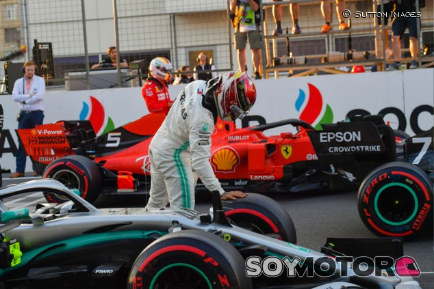 Pirelli anuncia los neumáticos para el GP de Azerbaiyán F1 2020