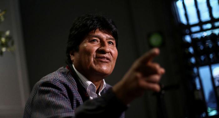Tribunal Supremo Electoral de Bolivia inhabilita las candidaturas de Evo Morales y Diego Pary