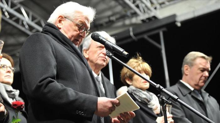 Allemagne:   cérémonie d