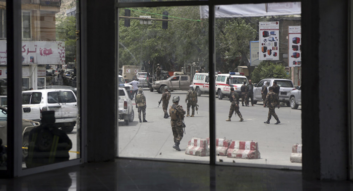 El Gobierno afgano confirma siete días de distensión