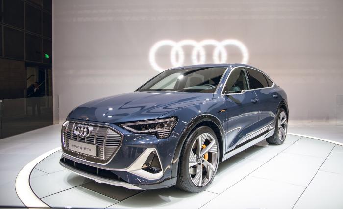Audi unterbricht E-Tron-Produktion in Brüssel