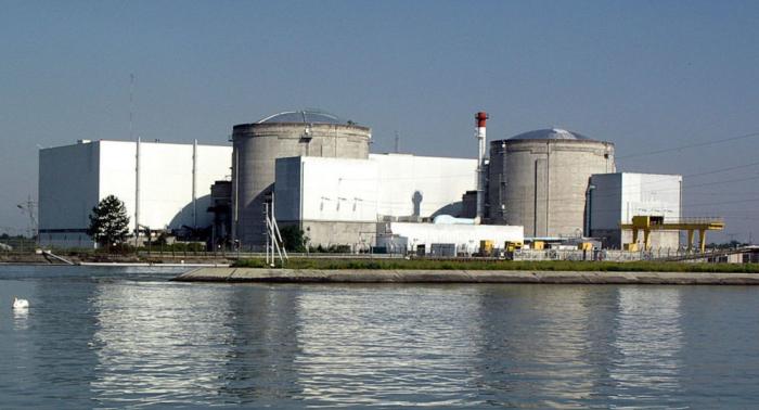France:  Des salariés menacent de ne pas arrêter le réacteur nucléaire de Fessenheim