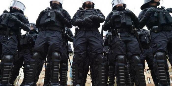Polizeipräsenz in Deutschland wird erhöht