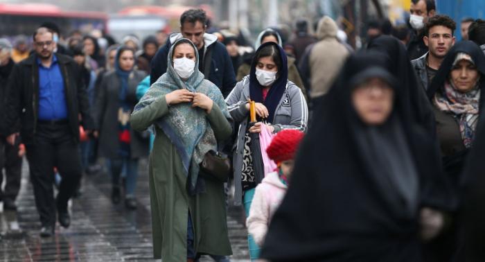Irán registra el mayor número de muertes por coronavirus fuera de China
