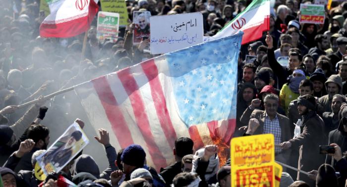Irán ve fracasada la política de máxima presión de EEUU en su contra