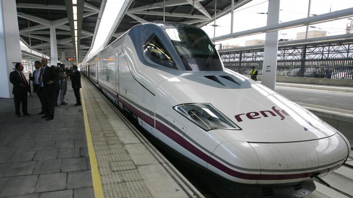 España e Italia emprenderán un proyecto ferroviario histórico en EE.UU.