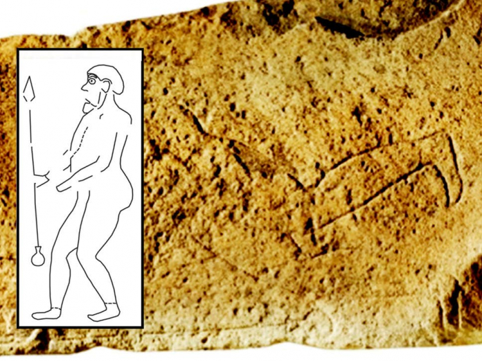Secrets of ancient society revealed after stone found during roadworks