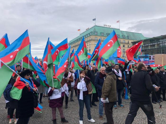Le Rassemblement européen pour le Karabakh a eu lieu en Allemagne