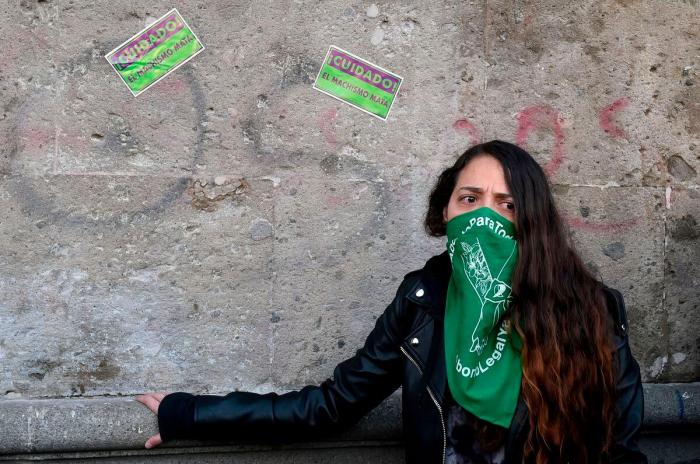 Mexique:   une «grève nationale des femmes» prévue le 9 mars
