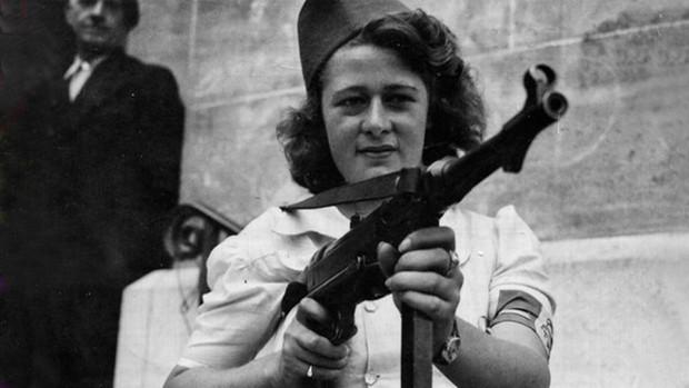 Las olvidadas mujeres guerreras que cambiaron la historia de la Segunda Guerra Mundial