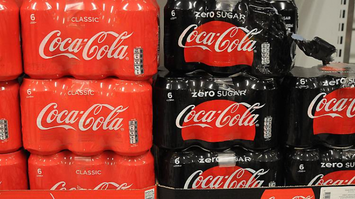 Deutsche fahren auf Coca-Cola Zero ab