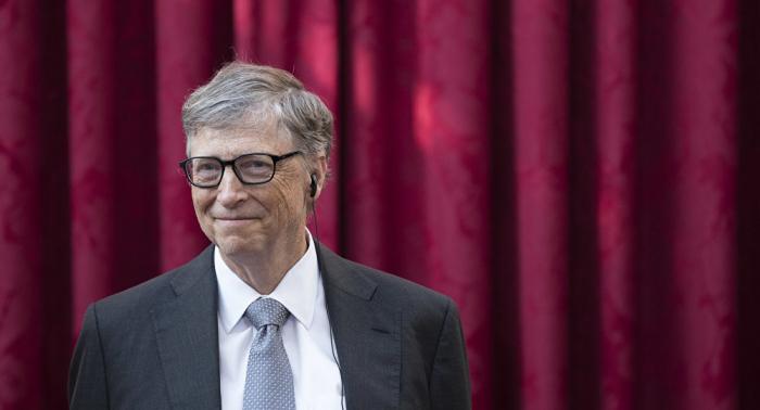 China agradece el apoyo de Bill Gates en la lucha contra el nuevo coronavirus
