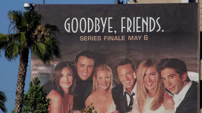 """Die   """"Friends""""   kehren zurück"""