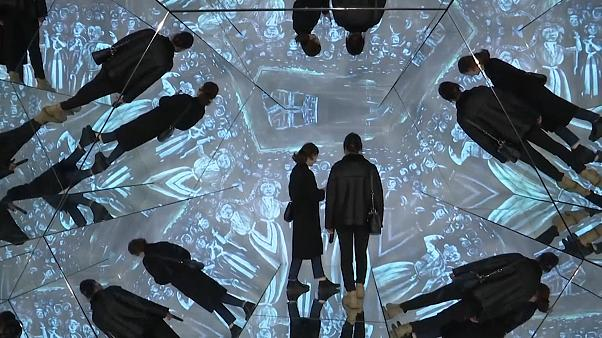 New museum in Georgia uses technology to bring art to life -   NO COMMENT