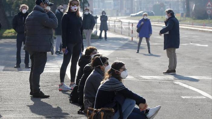 Italien riegelt vom Coronavirus betroffene Städte ab