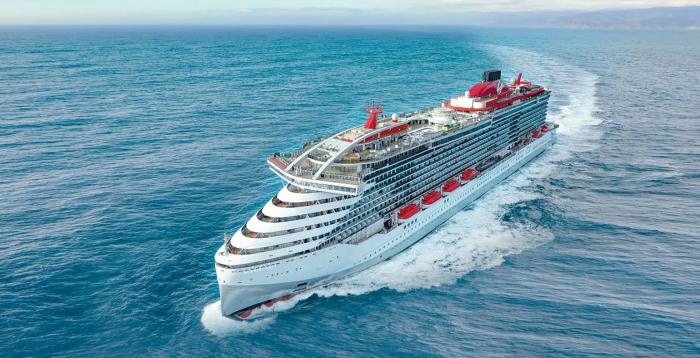 Virgin ignora el coronavirus y lanza una línea de cruceros solo para adultos
