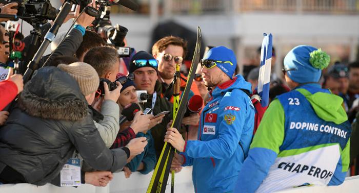 Durchsuchung russischer Biathleten:  Keine Beweise für vermeintlichen Dopinggebrauch entdeckt
