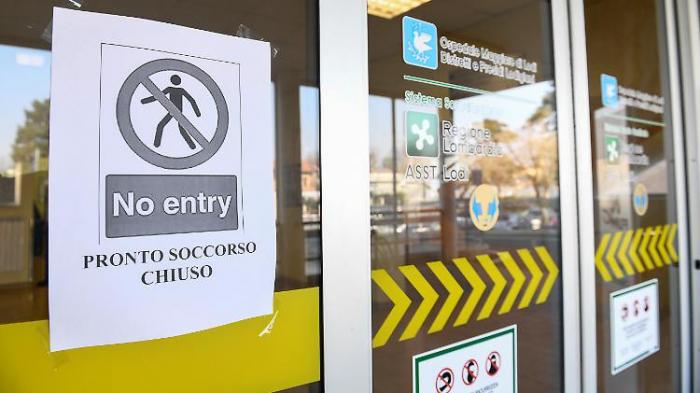 Südkorea und Italien riegeln Städte ab