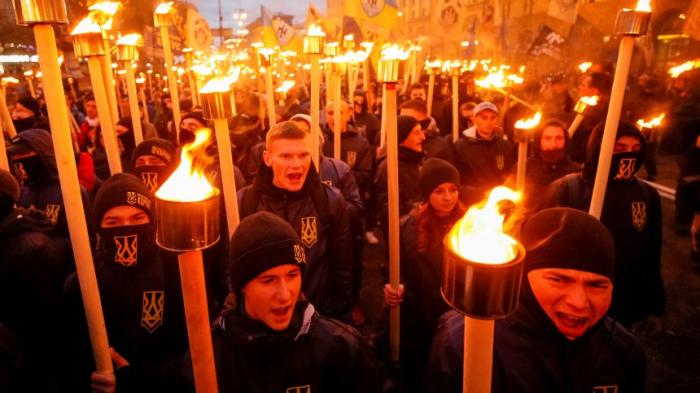 Erstmals seit 17 Jahren:   Bulgarien verbietet Neonazi-Fackelzug
