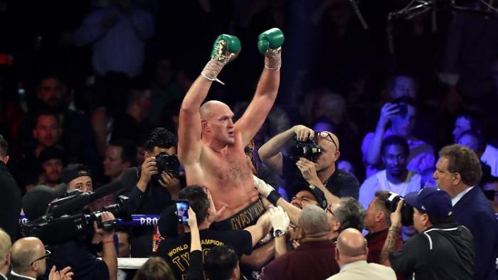 """The Gypsy King"" ist wieder Box-Weltmeister"