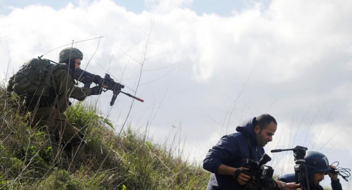 Militares israelíes afirman haber abatido a 2 supuestos terroristas en la frontera con Gaza