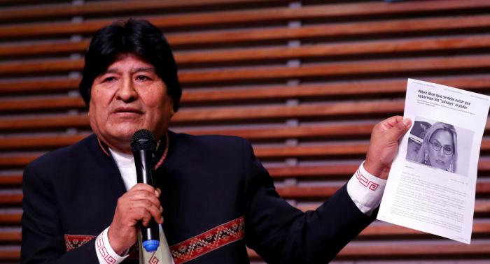 La Alianza Bolivariana denuncia la motivación política de la inhabilitación de Evo Morales