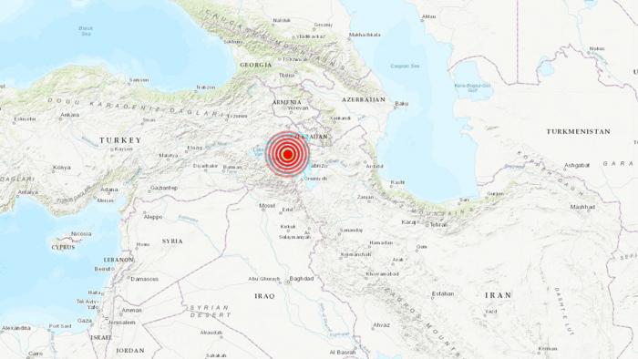 Al menos 8 muertos en Turquía tras un fuerte terremoto en la frontera con Irán