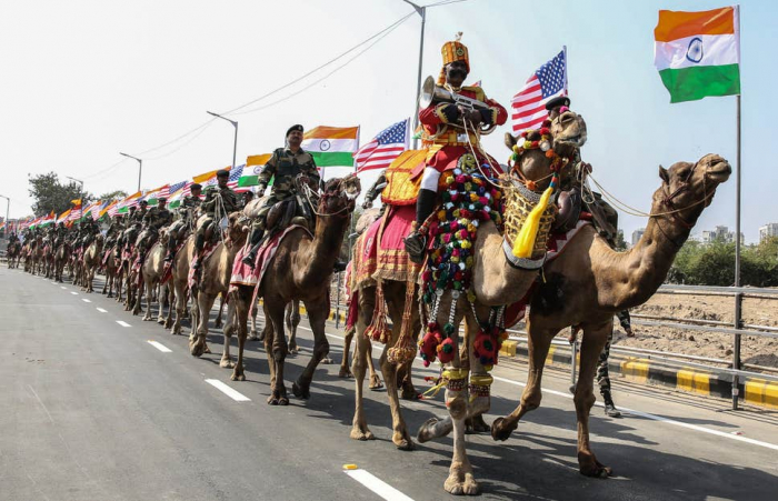 How Trump will see a deeply sanitised version of India on first visit