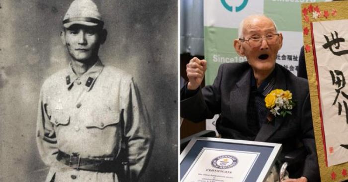 Dünyanın ən yaşlı kişisi vəfat etdi