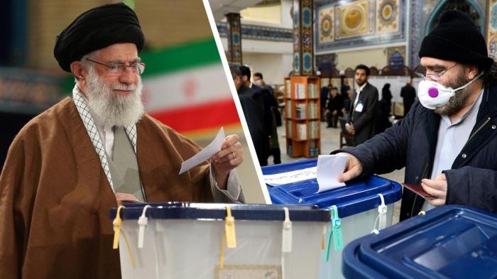 Beteiligungstief:   Viele Iraner wollten aus Protest nicht wählen gehen