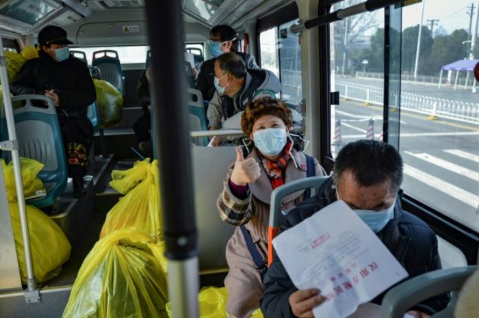 Chinas Behörden lockern wegen Virus verhängte Reiserestriktionen für Wuhan etwas