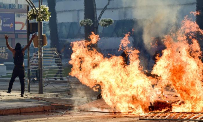 Gewaltsame Proteste stören Auftakt von Musikfestival in Chile